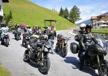 Club of Newchurch: continua a vivere a Neukirchen la passione delle moto, anche dopo il Tridays
