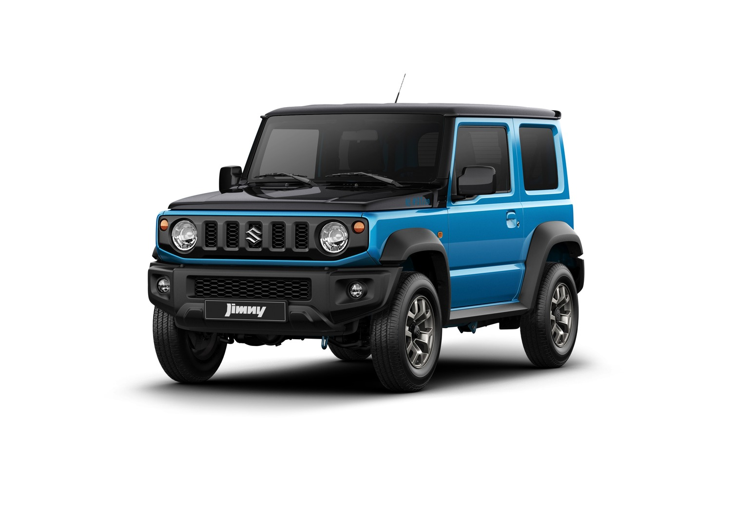 suzuki jimny 2018 debutta in italia con la limited edition sakigake news. Black Bedroom Furniture Sets. Home Design Ideas
