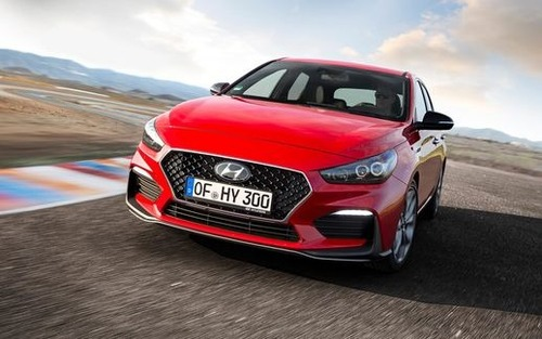 La Hyundai i30 N Line approda in Europa: 1.4 T-GDI o 1.6 CRDi (3)