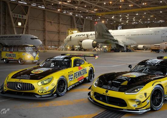 GT Sport, nuove auto nell'aggiornamento del 30 luglio