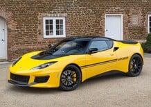 Lotus Evora Sport 410, ancora più estrema