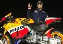 A Madrid debutta il Team Repsol Honda
