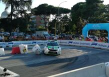 CIR 2018-5. Rally Roma Capitale. Finalmente il via