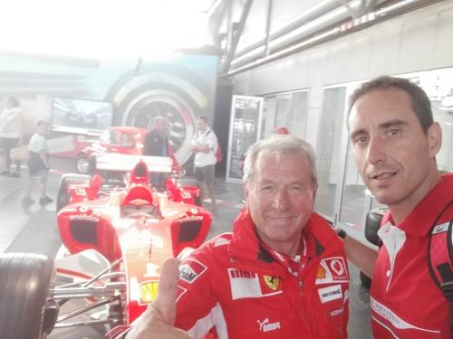 F1: visita al museo dedicato a Michael Schumacher (5)