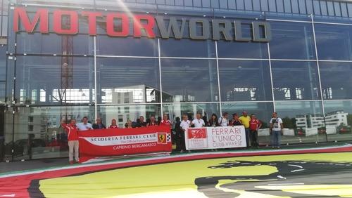 F1: visita al museo dedicato a Michael Schumacher (8)