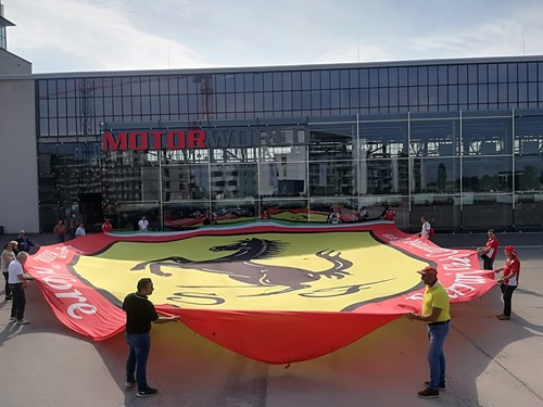 F1: visita al museo dedicato a Michael Schumacher (9)