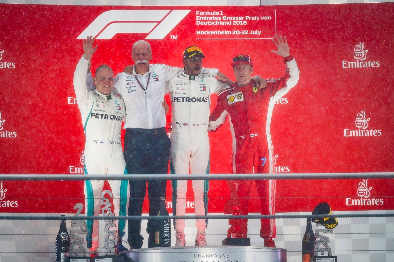 F1, GP Germania 2018: le pagelle di Hockenheim