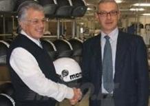 I caschi MomoDesign distribuiti da BER Racing Italy
