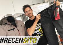 Vanucci Armalith 2.0. Recensito jeans moto