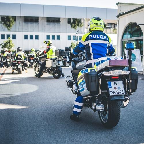 Moto Club Polizia di Stato, viaggio sociale a Monaco di Baviera (5)