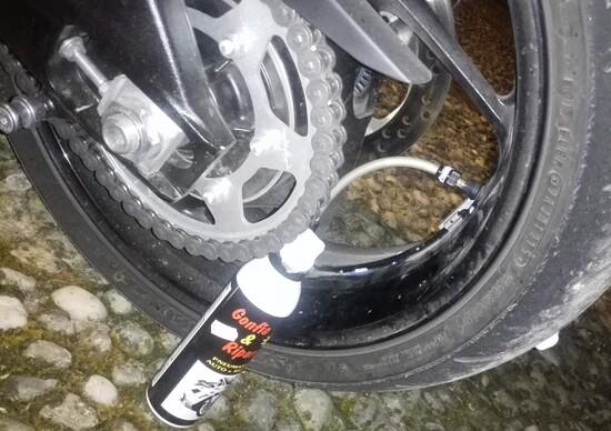 Pneumatici moto: aumentano gli incidenti stradali
