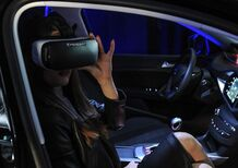 Peugeot, Stefano Accorsi firma i video Oculus