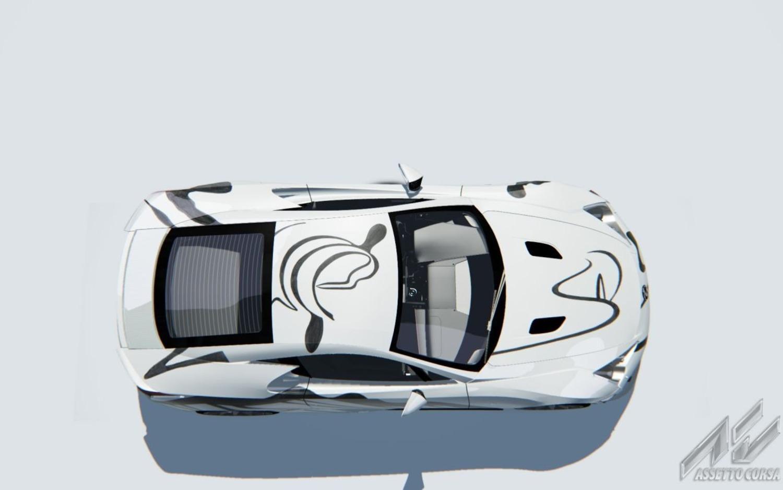 Lexus LFA, una art car per la 24h di Spa 2018