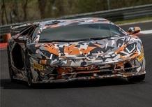 Lamborghini Aventador SVJ, è già record sul Nurburgring [Video]