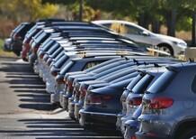 Partite IVA: meno auto acquistate nel 2017