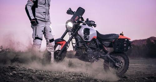 Ducati Scrambler Desert Sled Earle Alaskan, quando enduro fa rima con Ducati (5)