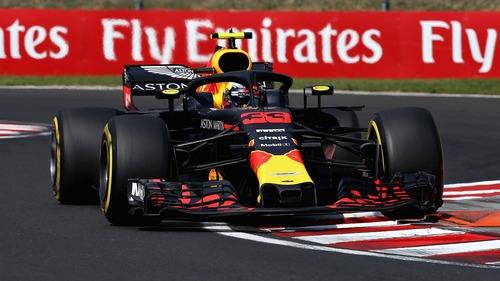 F1, GP Ungheria 2018, Gara: Hamilton beffa le Rosse (5)