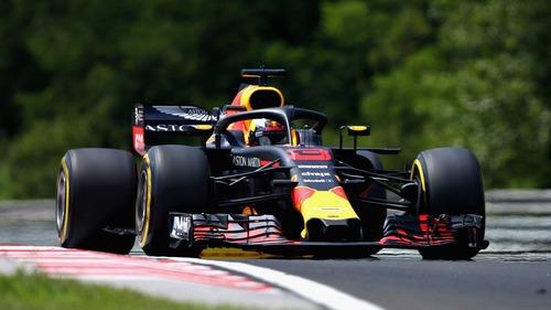 F1, GP Ungheria 2018, Gara: Hamilton beffa le Rosse (3)