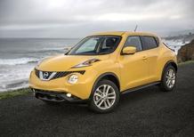 Mercato USA, Nissan: via Juke dalla gamma