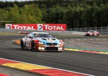 24 Ore di Spa 2018. BMW trionfa con la M6 del Walkenhorst Motorsport