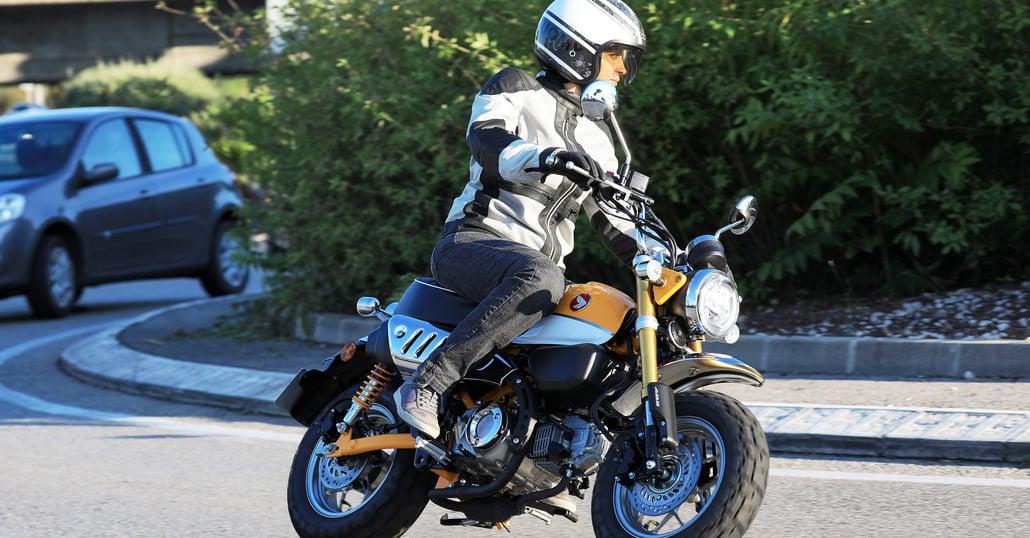 Prova Honda Monkey 125 Il Fascino Dellunicità E Della Storia
