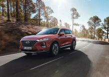 Nuova Hyundai Santa Fe: evoluzione europea [video]