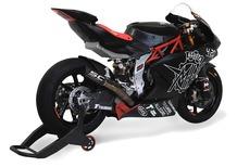 MV Agusta Moto2: debutta il prototipo