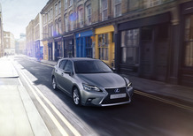 Lexus CT200h | Una super Auris dal look graffiante [Video]