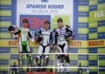 Haslam vince gara uno a Valencia