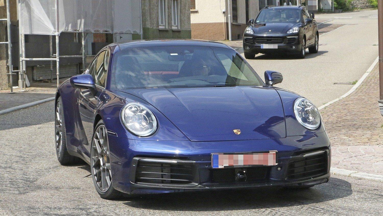 Nuova Porsche 911, serie 992: eccola in veste definitiva?