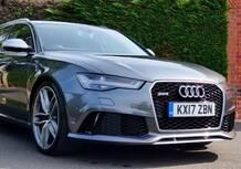 Audi RS6 Avant, in vendita quella del Principe Harry