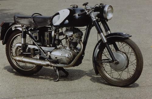 I telai motociclistici e la loro evoluzione: un grande sviluppo (6)