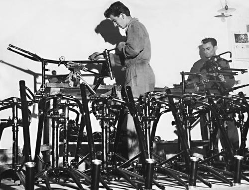 I telai motociclistici e la loro evoluzione: un grande sviluppo (3)