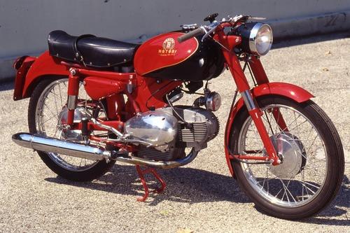 I telai motociclistici e la loro evoluzione: un grande sviluppo (7)
