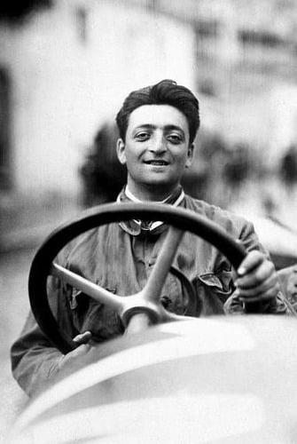 Enzo Ferrari, il ricordo a 30 anni dalla scomparsa (4)