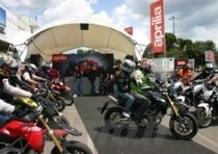 Aprilia Moto Live Tour 2010