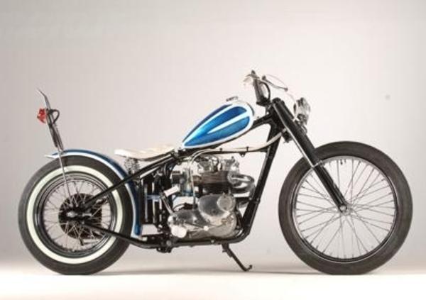 Triumph Vintage Su Misura News Moto It