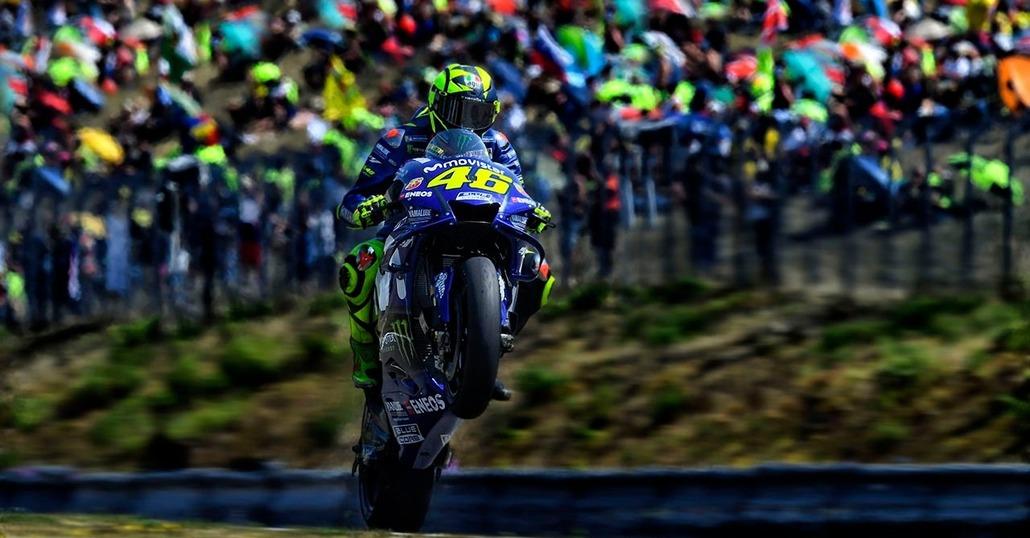 Valentino Rossi: 6.000 punti in sei momenti
