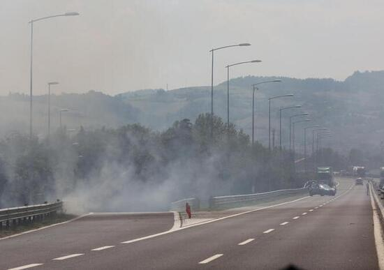 Incidente Bologna, Autostrada: riapre una corsia