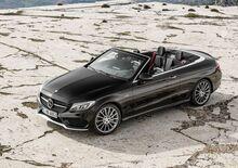 Mercedes Classe C Cabriolet, open premium