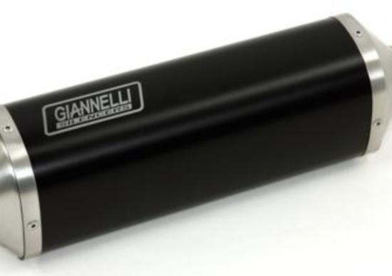 Giannelli Maxi 2010 Black Line