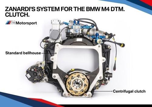 BMW e Zanardi in DTM: le modifiche tecniche sulla M4 (2)