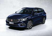 Fiat Tipo, tornano le hatchback e wagon italiane al Salone di Ginevra 2016
