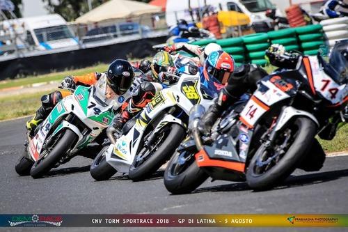 TORM, CNV e Sportrace Cup: il Sagittario (3)