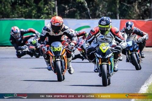 TORM, CNV e Sportrace Cup: il Sagittario (6)