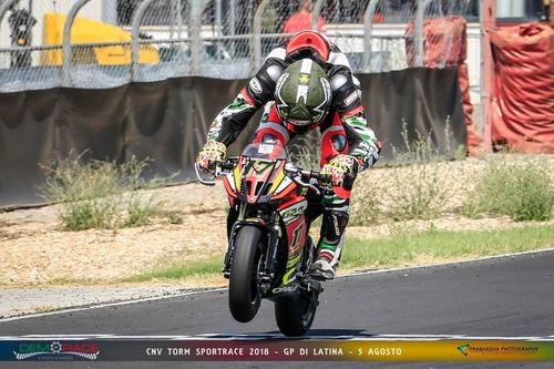 TORM, CNV e Sportrace Cup: il Sagittario (7)