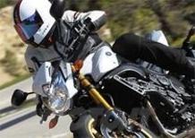 Yamaha Fazer 8 e FZ8