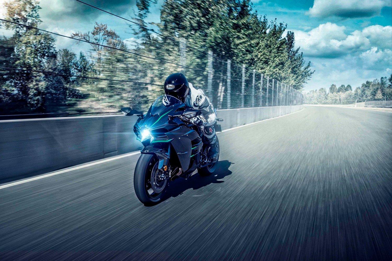 Kawasaki Ninja H2 2019: ancora più cavalli