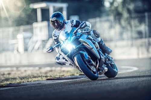 Kawasaki Ninja H2 2019: ancora più cavalli (7)