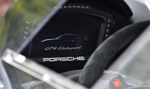Porsche Cayman GT4 Clubsport Rally Concept, Cayman da rally (9)